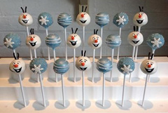 Frozen children's party themes organised by SN2R
