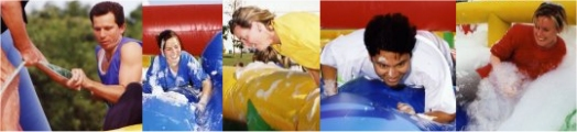 It's a knockout corporate event