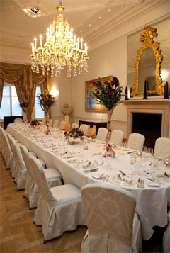 Prestigious party planners, luxury private parties organised and managed by SN2R Ltd