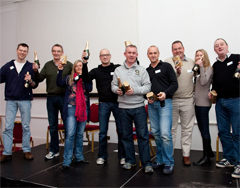Team building events from SN2R Ltd