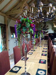 Exclusive Woodland Lodge venue in Henley-on-Thames Oxfordshire